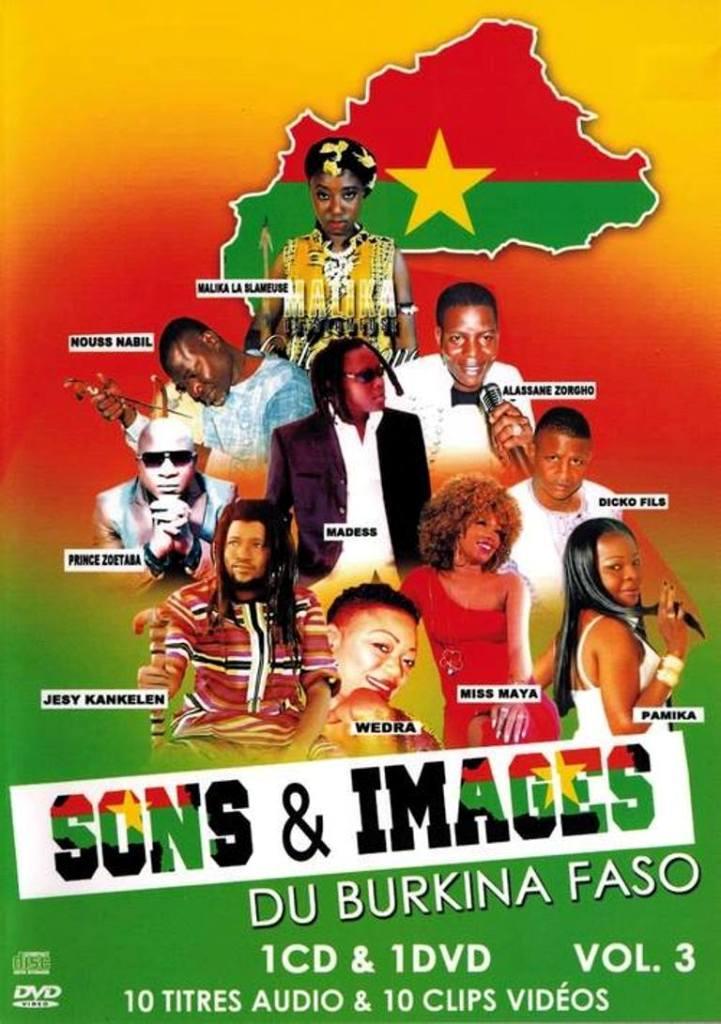 Burkina Faso/musique : « sons et images du Burkina», l'anthologie de la musique burkinabè de retour !