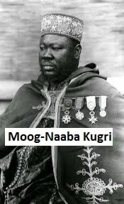 Un Mogho Naba intronisé n'habitait pas le même palais que son prédécesseur.